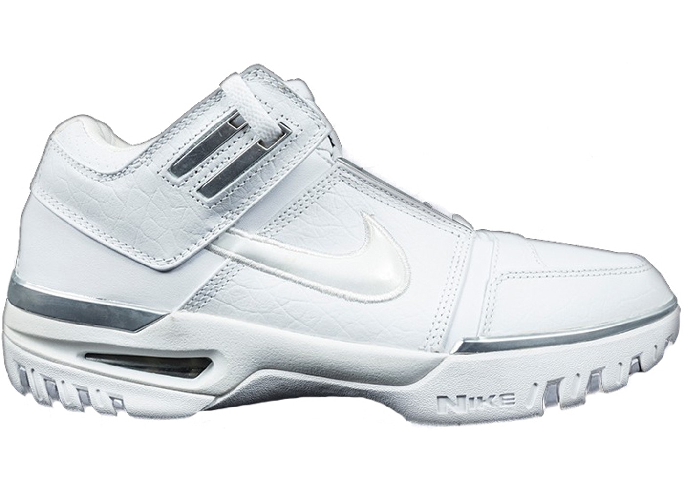 c6eb3886d7100 Air Zoom Generation White Metallic Silver - 308573-111
