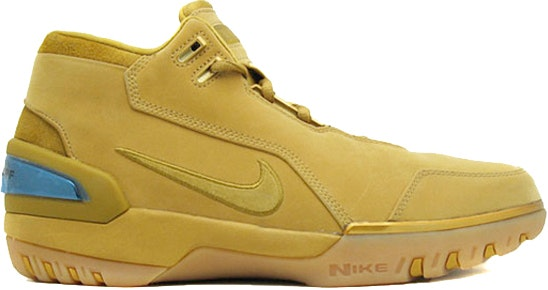 LeBron 1 Air Zoom Generation Wheat (All-Star)
