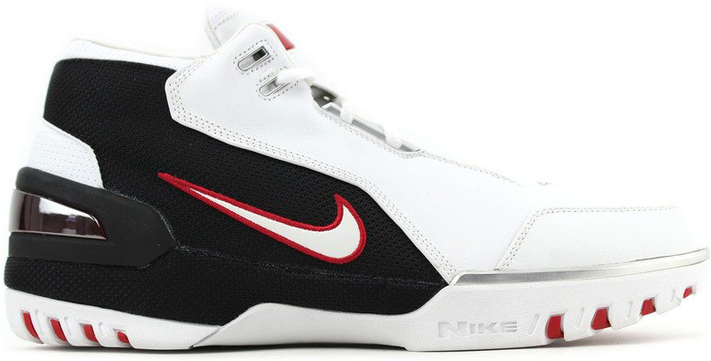 Air Zoom Generation White Black