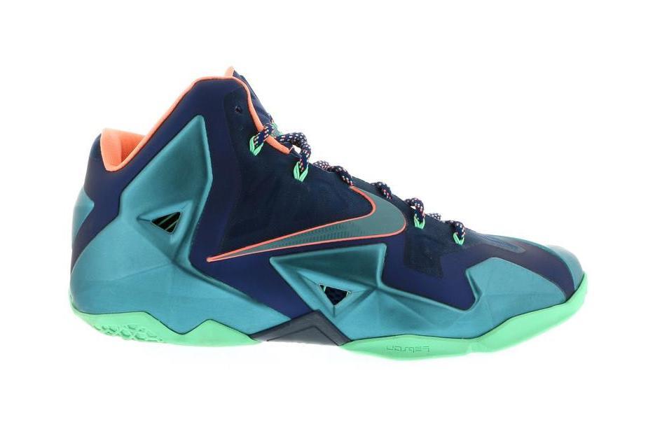 Nike LeBron 11 Akron vs. Miami - 616175-400