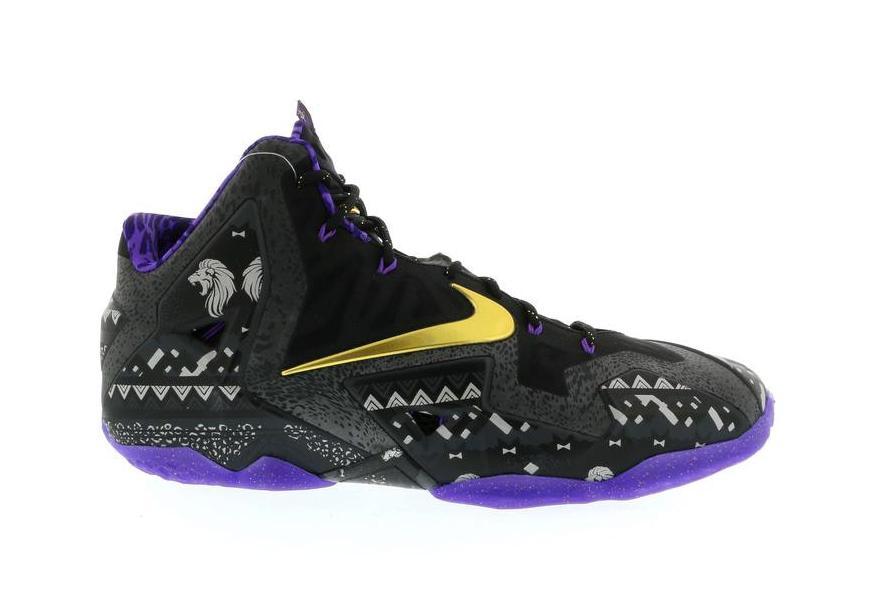 Nike LeBron 11 Black History Month