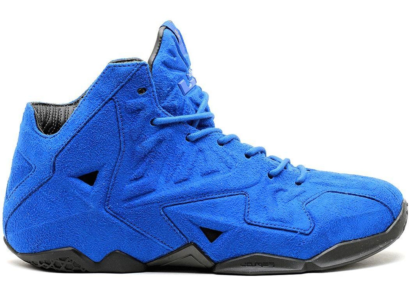 official photos 00797 0a6a0 Sell. or Ask. Size  11. View All Bids. LeBron 11 EXT Blue Suede