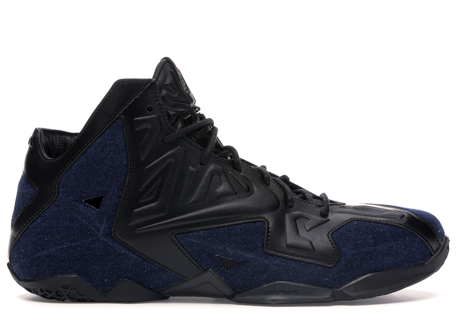 Nike LeBron 11 EXT Denim - 659509-004