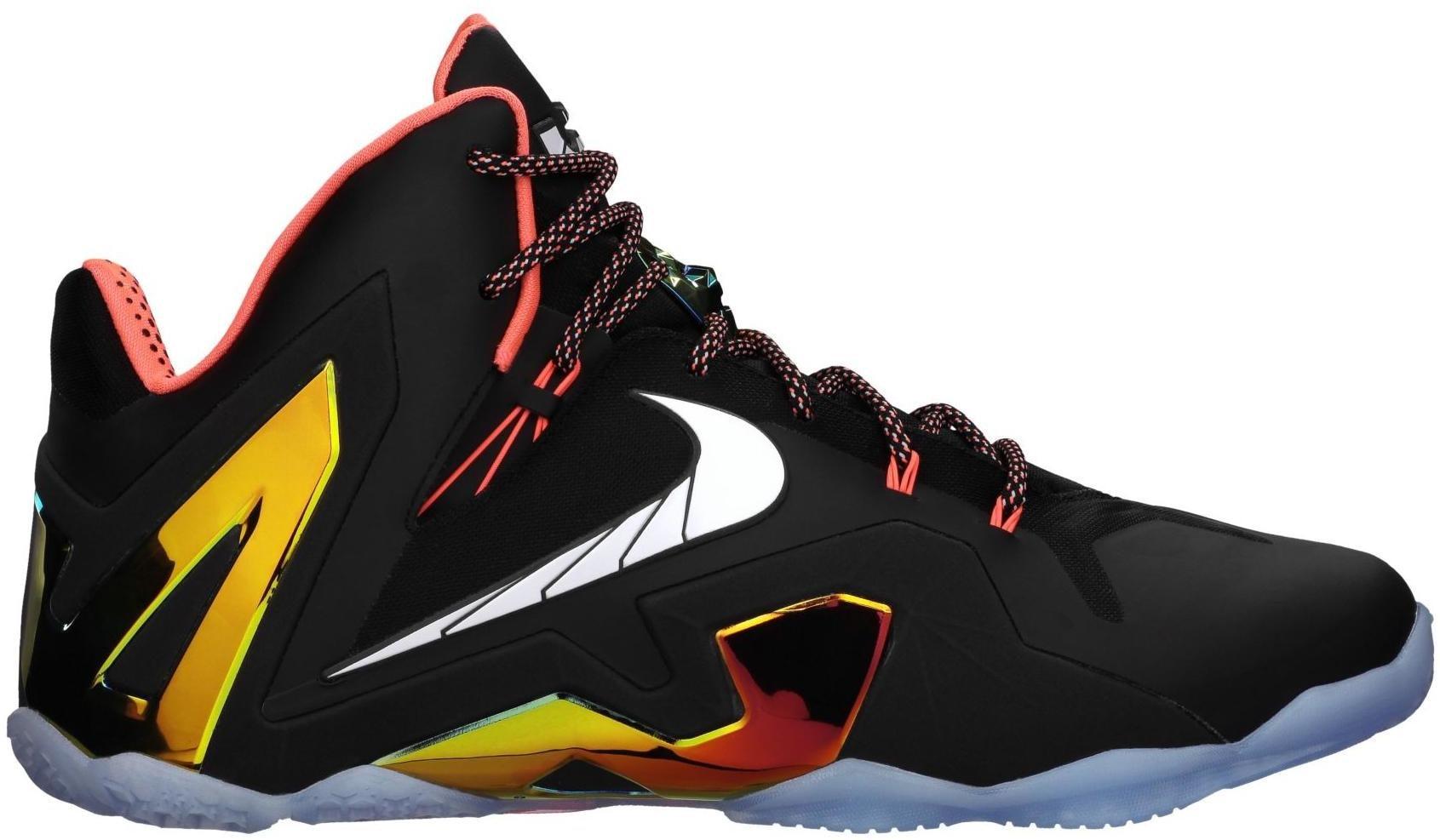 Cheap price Nike Nike LeBron 11 Cheap sale Elite Gold Black Whit