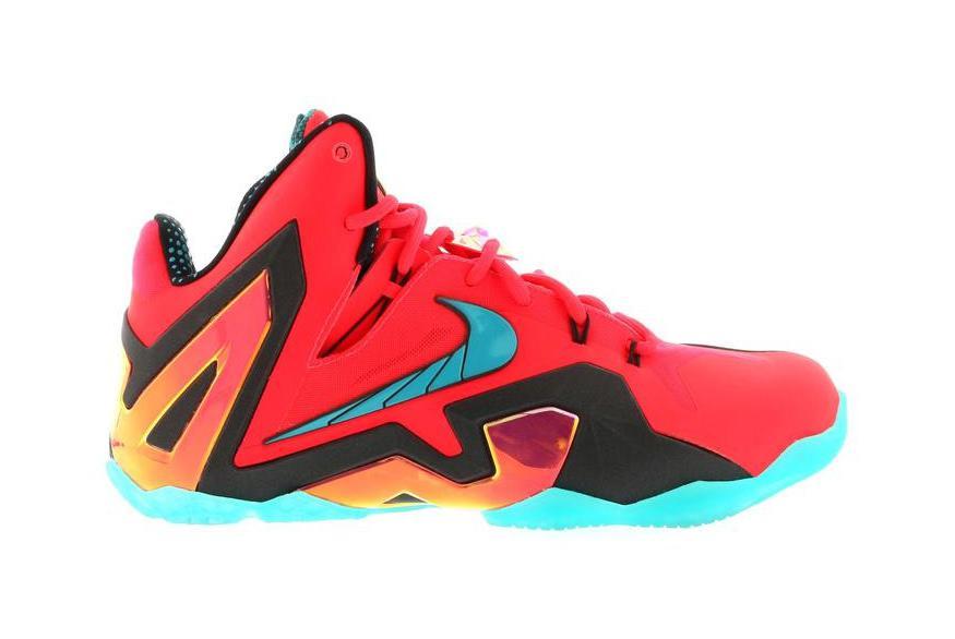 Nike LeBron 11 Elite Hero - 642846-600