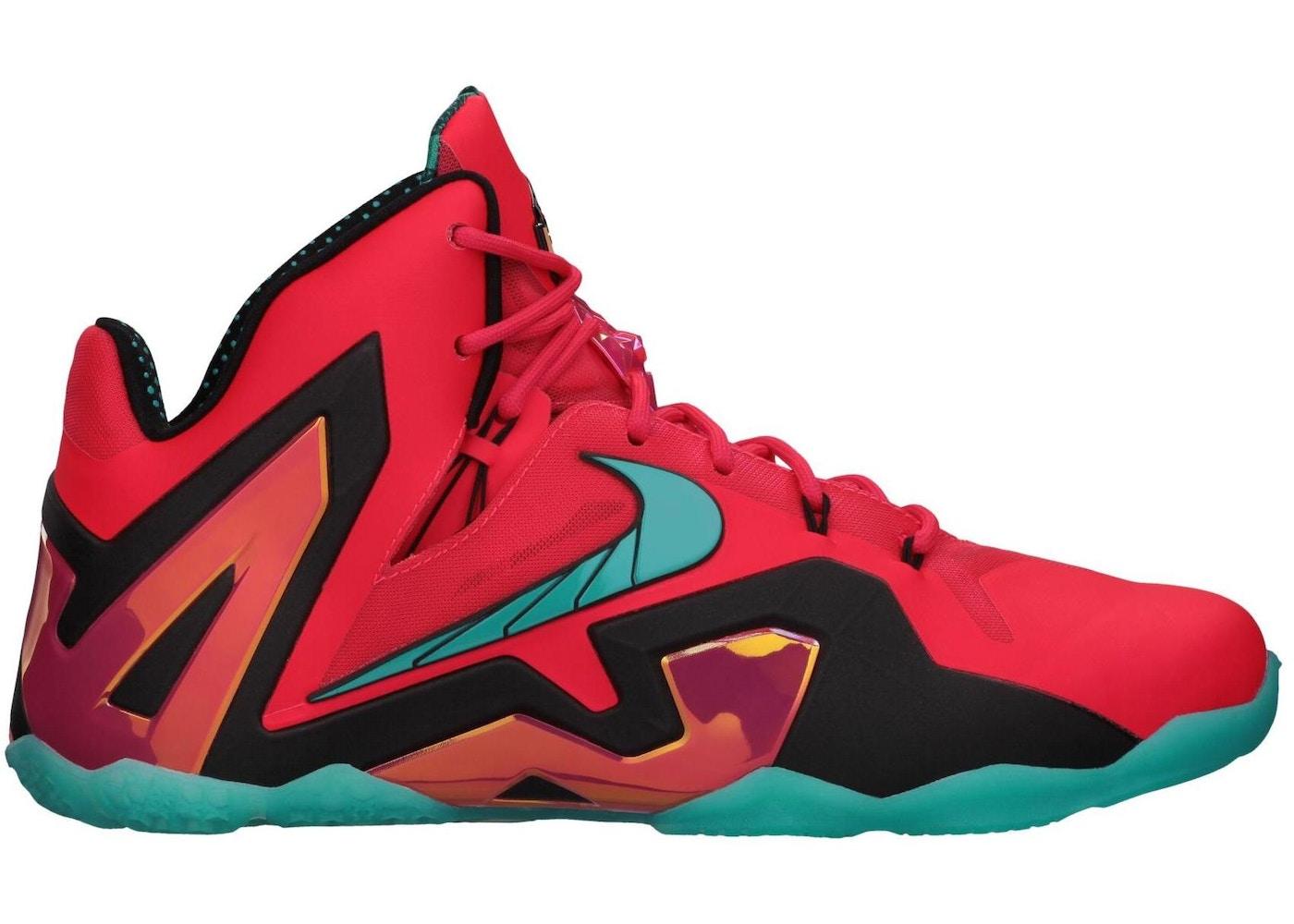 40babae0a21 Nike LeBron 11 Shoes - Average Sale Price
