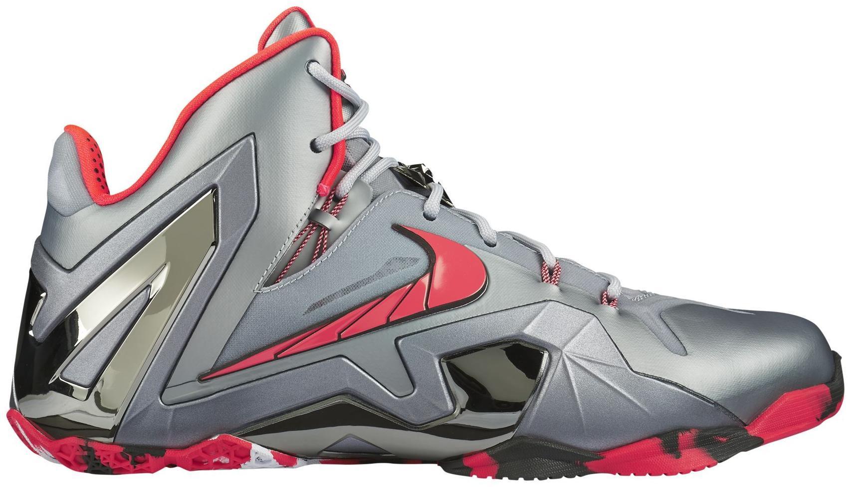 Nike LeBron 11 Elite Team - 642846-001