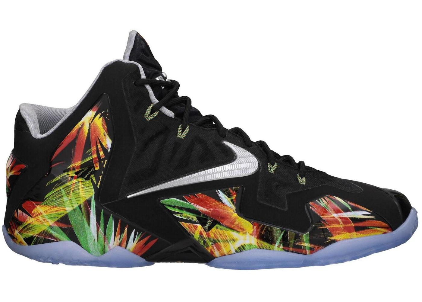 Nike Lebron 13 XIII Christmas On Foot