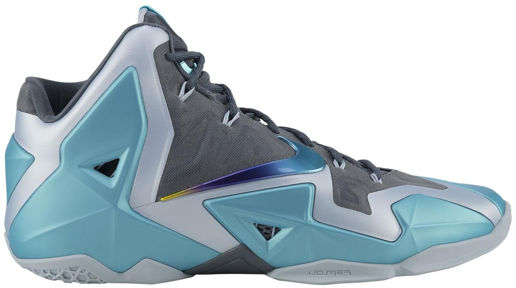 Nike LeBron 11 Gamma Blue - 616175-401
