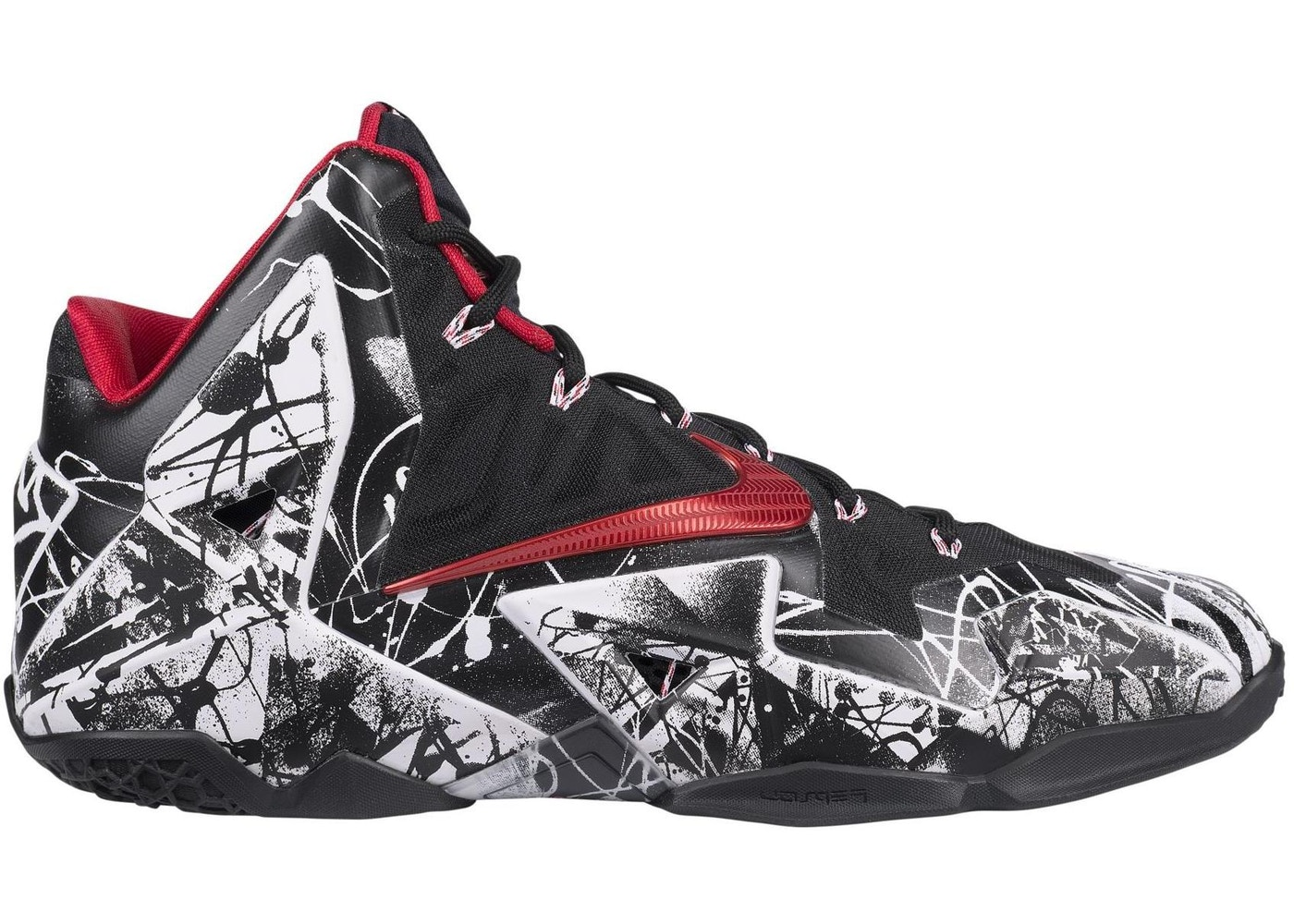 hot sale online 3da38 58986 LeBron 11 Graffiti