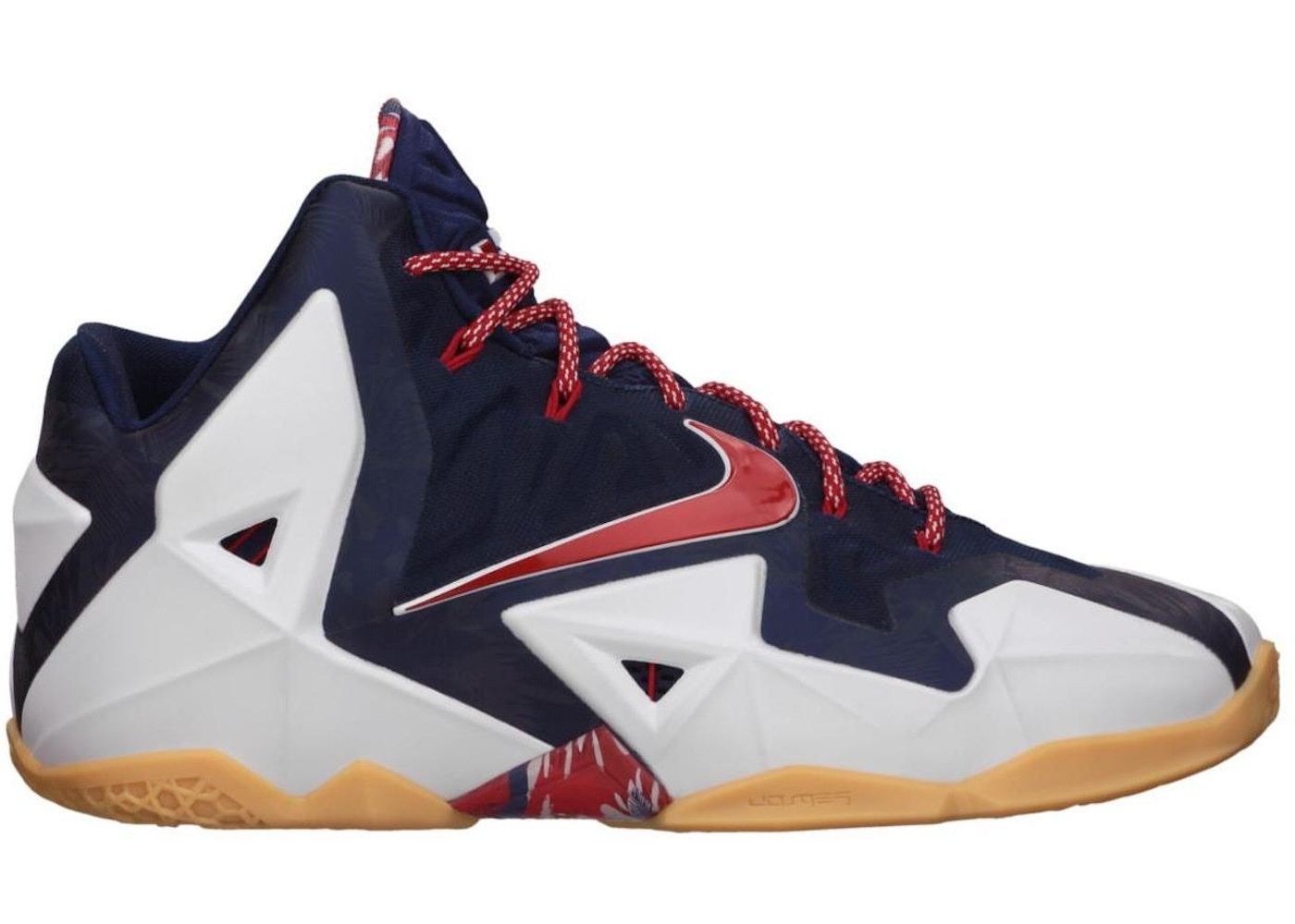 size 40 671df 9a0b3 LeBron 11 Independence Day