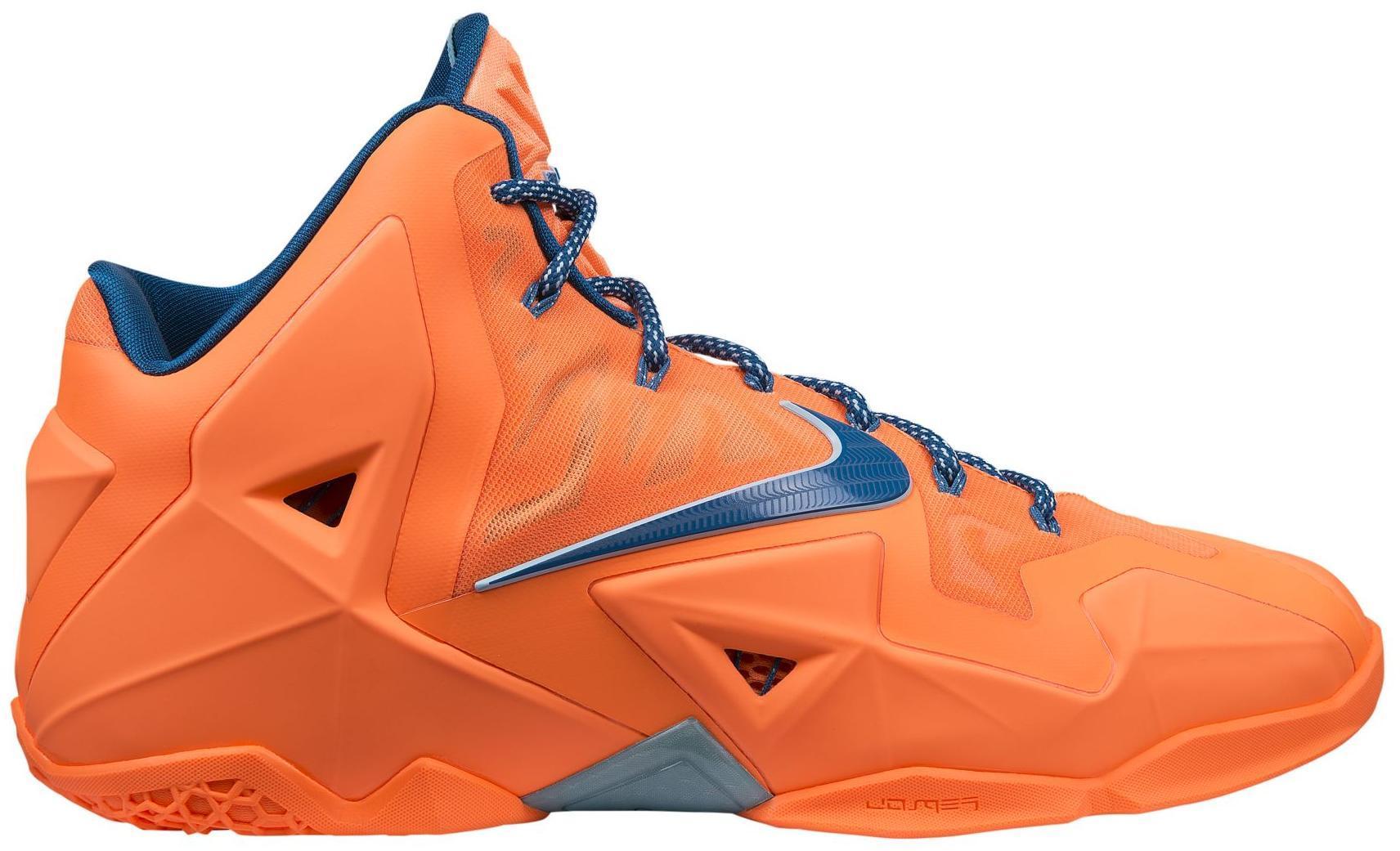 Nike LeBron 11 Knicks - 616175-800