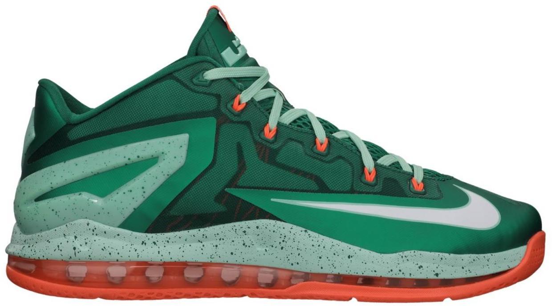 Nike LeBron 11 Low Biscayne - 642849-313