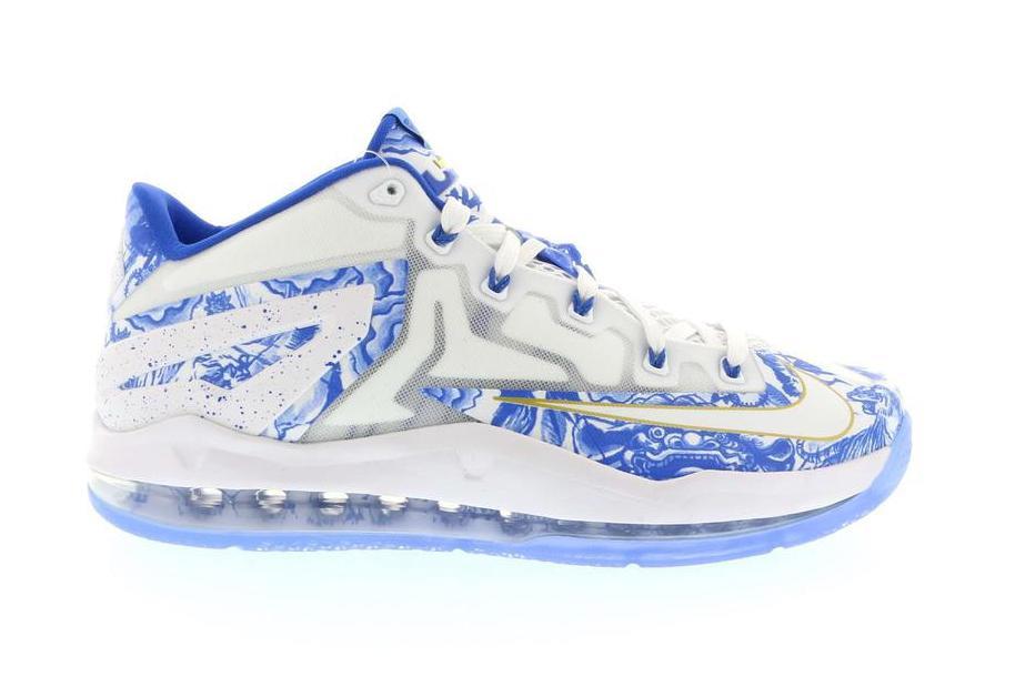 Nike LeBron 11 Low China - 683253-144