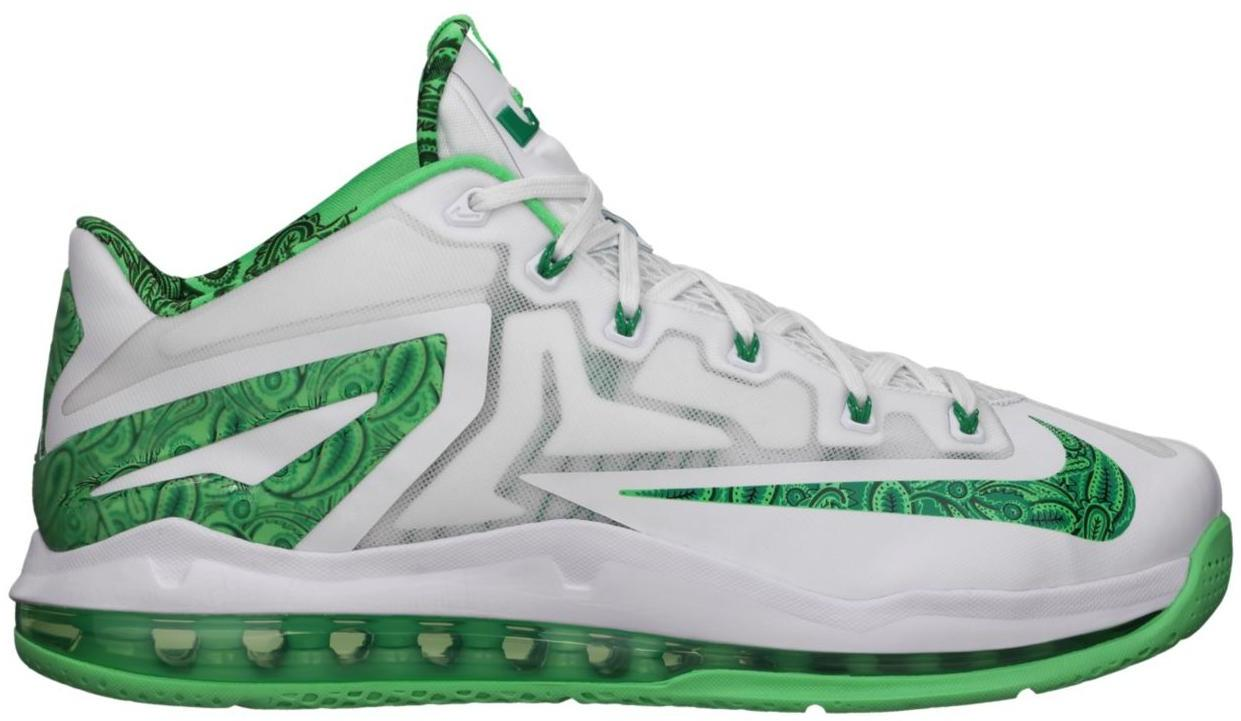Nike LeBron 11 Low Easter - 642849-100