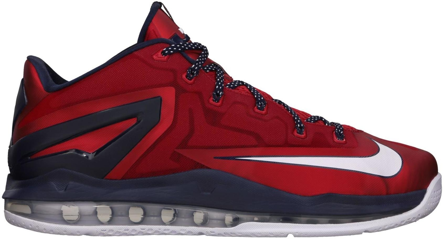 LeBron 11 Low Independence Day