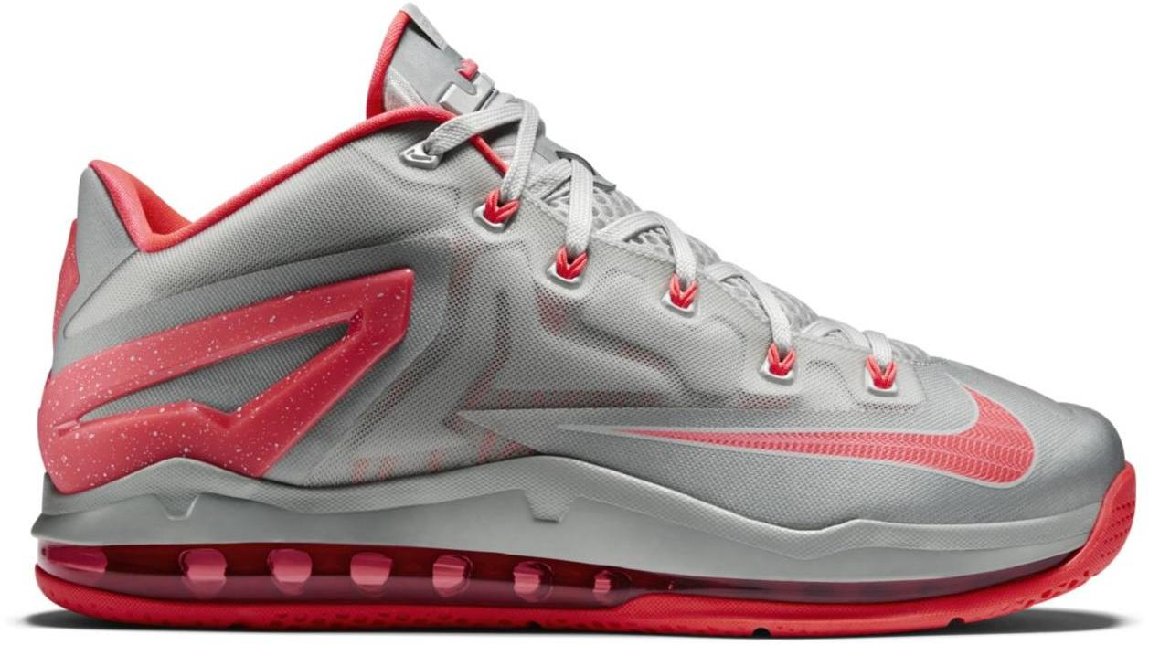Nike LeBron 11 Low Laser Crimson
