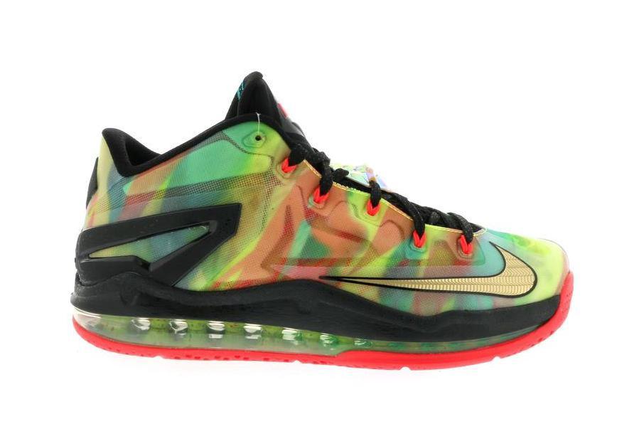 Nike LeBron 11 Low SE Multi-Color