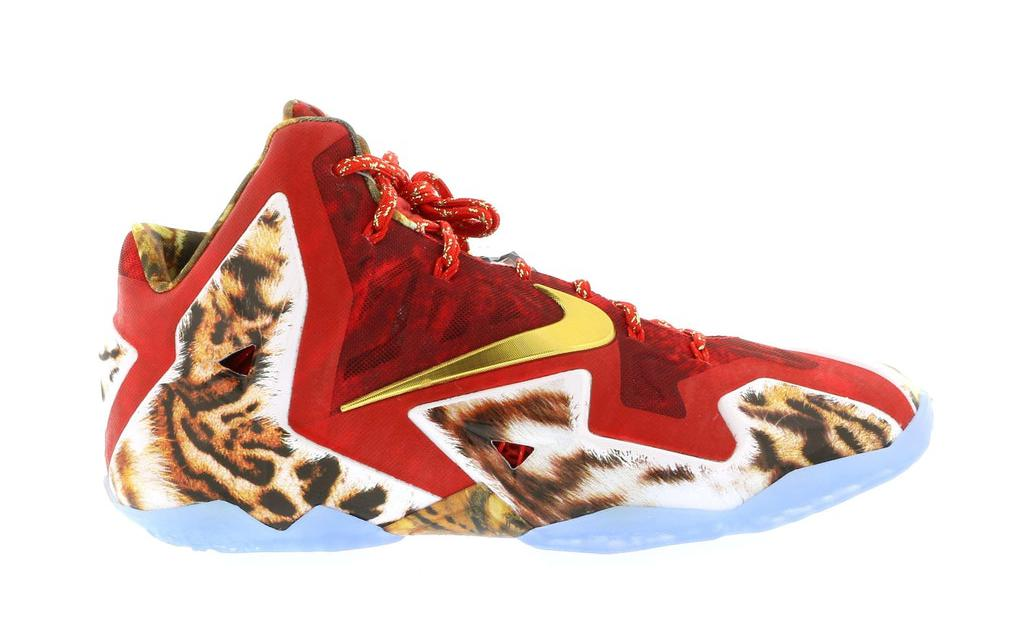 lebron 11 red