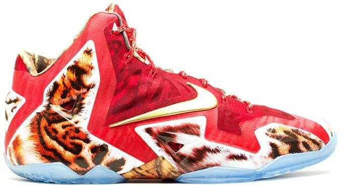 LeBron 11 NBA 2K14