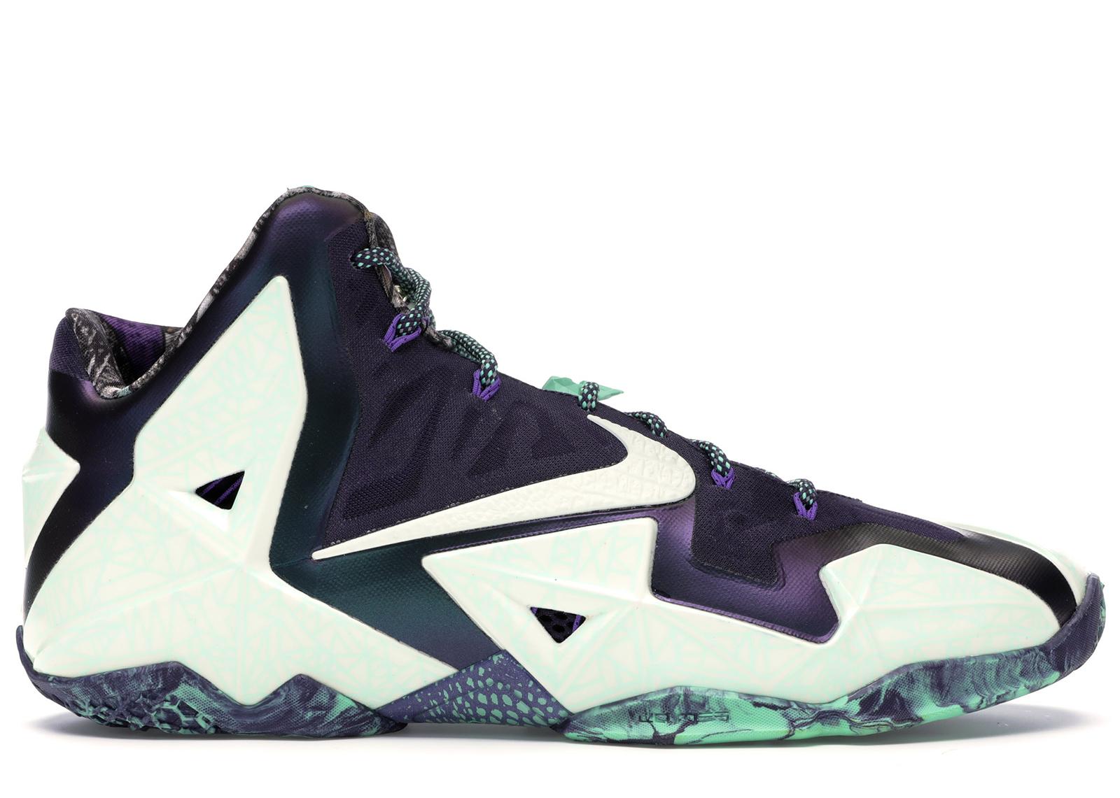 Nike LeBron 11 NOLA Gumbo League \