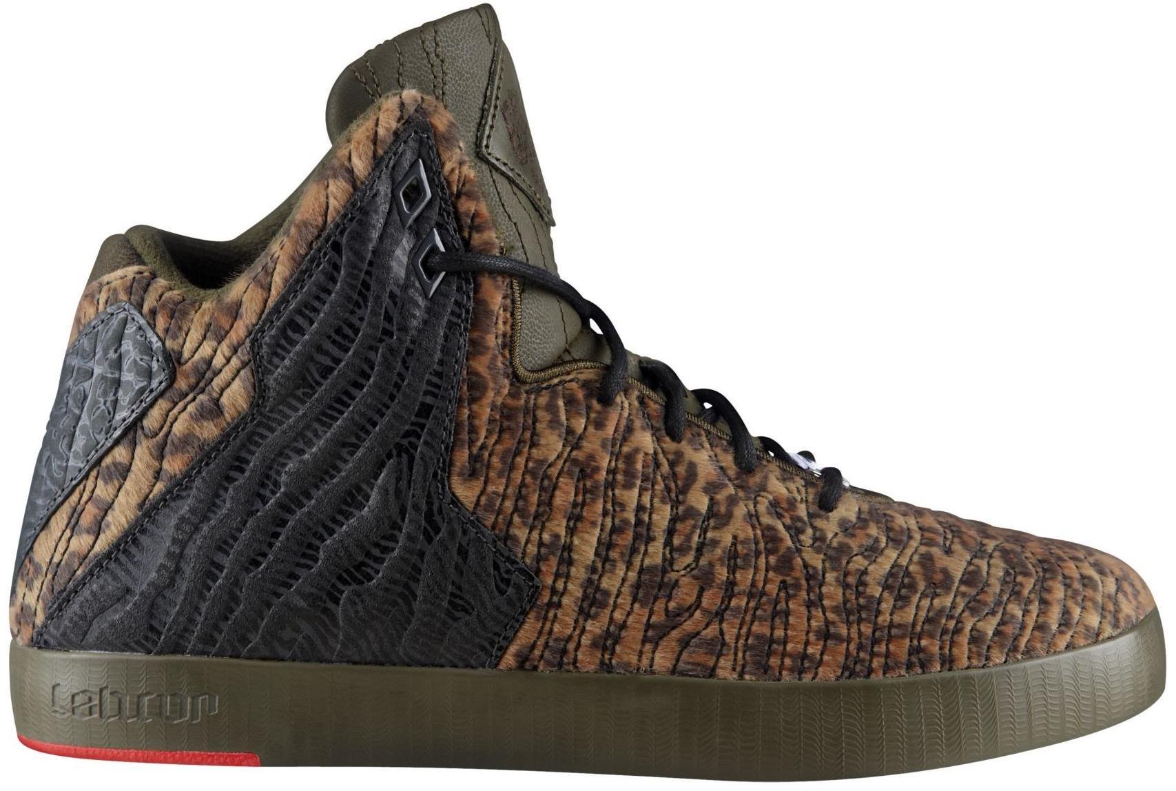 Nike LeBron 11 NSW Leopard - 616766-301