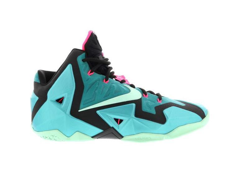 Nike LeBron 11 South Beach - 616175-330
