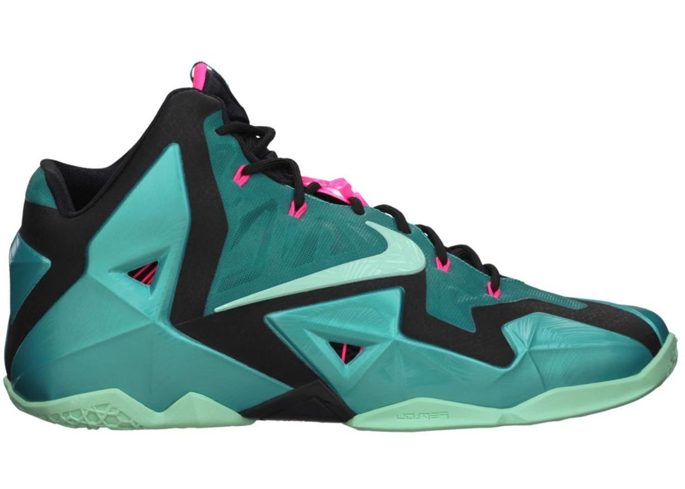 big sale 26a96 a533c LeBron 11 South Beach - 616175-330