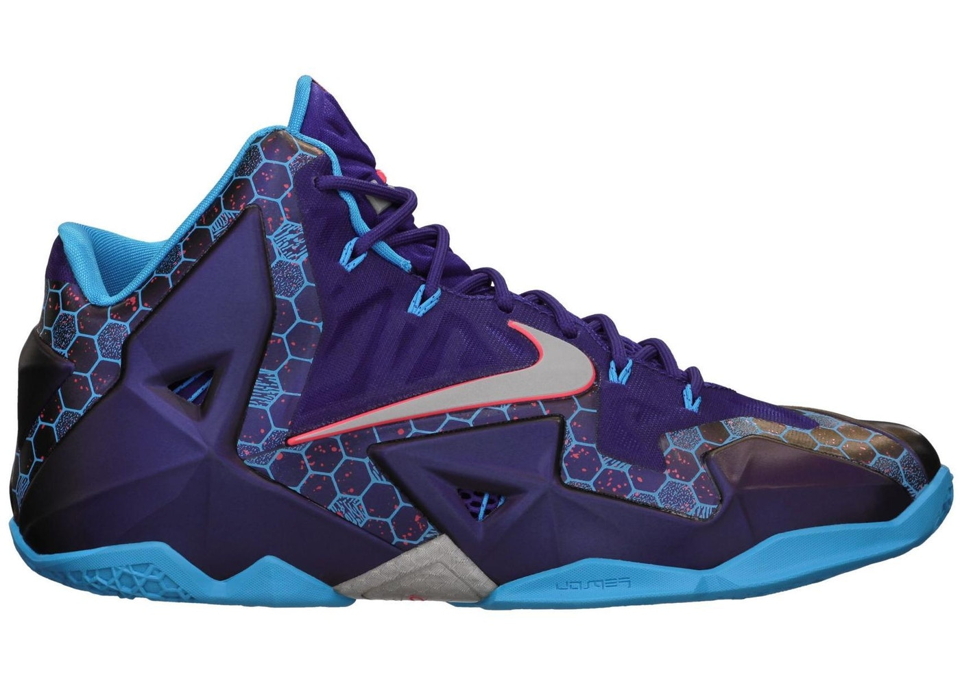 bd0f567f038 Nike LeBron 11 Shoes - Total Sold