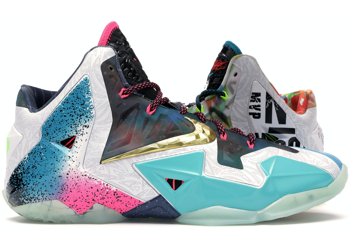 half off be570 9b780 LeBron 11 What the LeBron - 650884-400