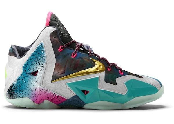 c2d3490fa5b8a Nike LeBron 11 Shoes - Release Date