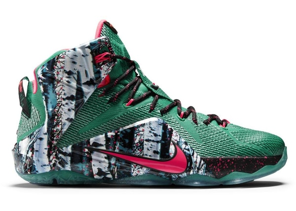d3a54a9fd7f Buy Nike LeBron 12 Shoes   Deadstock Sneakers