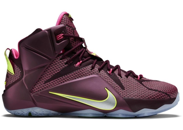 f31abe0a65376 Buy Nike LeBron 12 Shoes   Deadstock Sneakers
