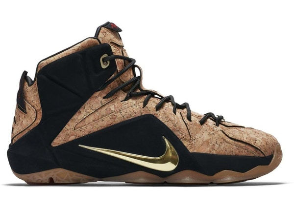 33c09662405d Buy Nike LeBron 12 Shoes   Deadstock Sneakers