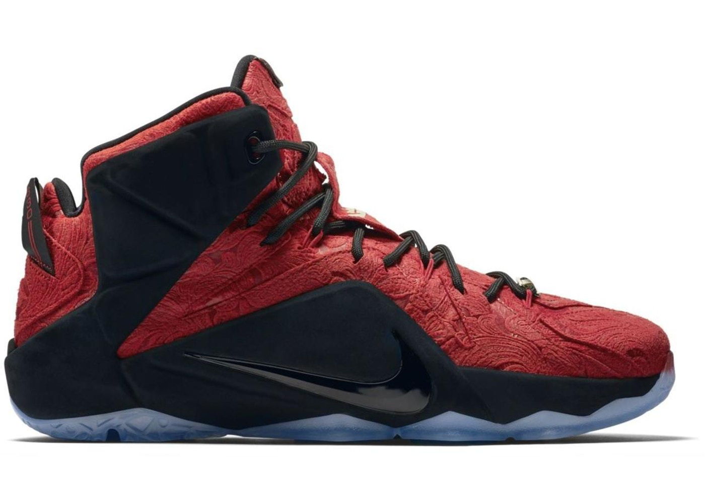 ba2f4a79fa55 Buy Nike LeBron 12 Shoes   Deadstock Sneakers