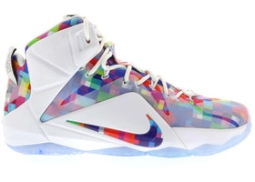 Nike LeBron 12 EXT Prism