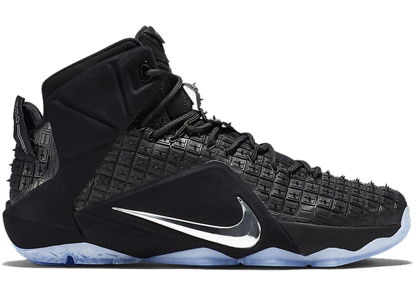 save off 0b69d 99ada LeBron 12 EXT Rubber City