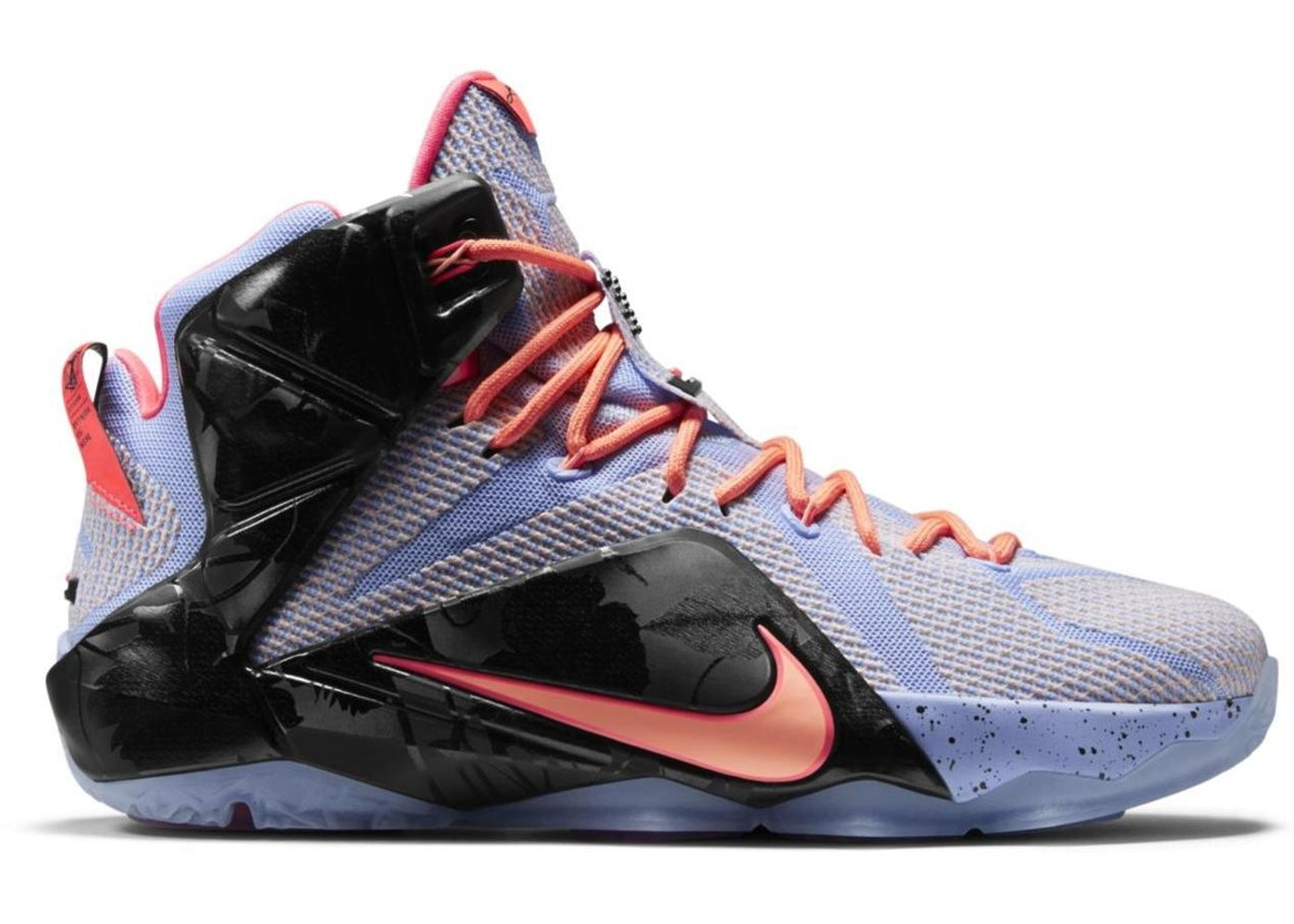 official photos 0fbfc 96bee LeBron 12 Easter - 684593-488