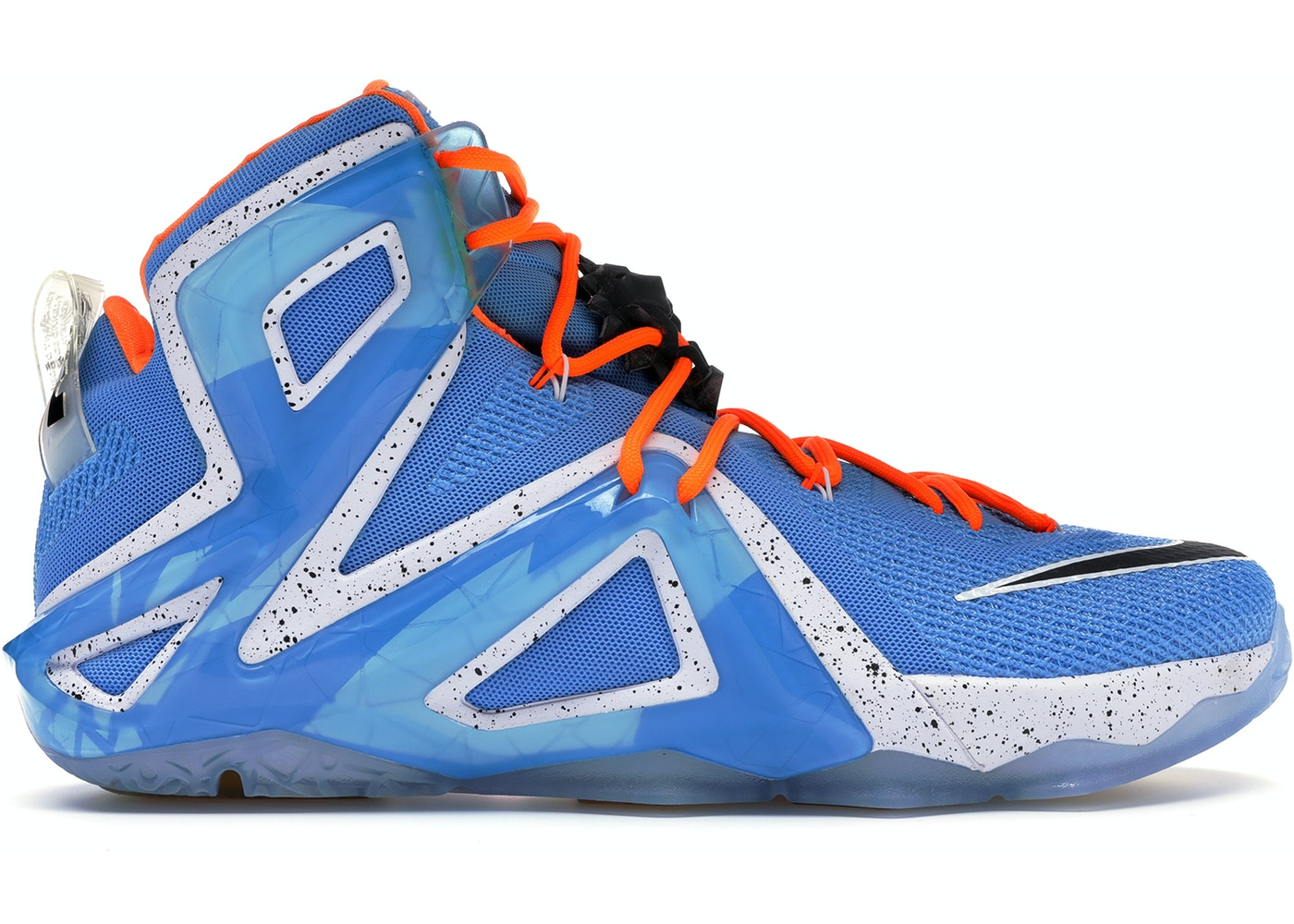 newest a2319 9794a Nike LeBron 12 Shoes - Average Sale Price