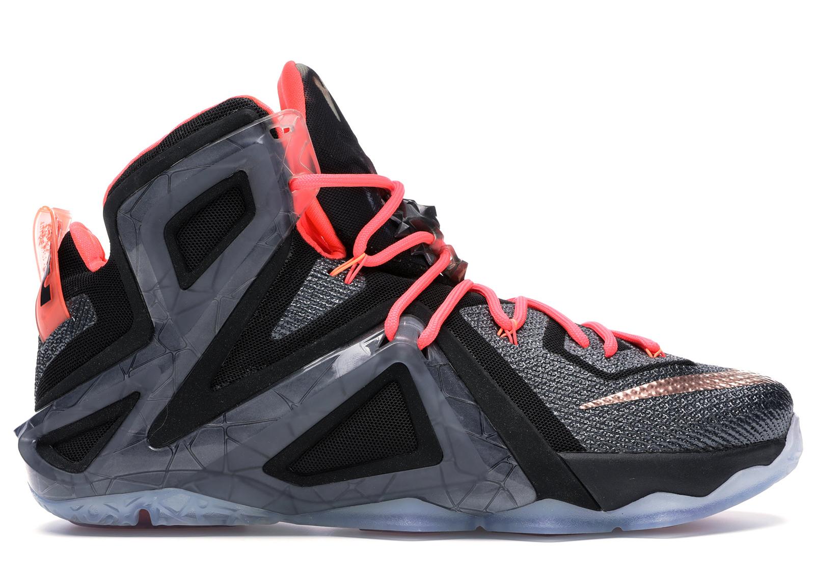 Buy Nike LeBron 12 Shoes \u0026 Deadstock