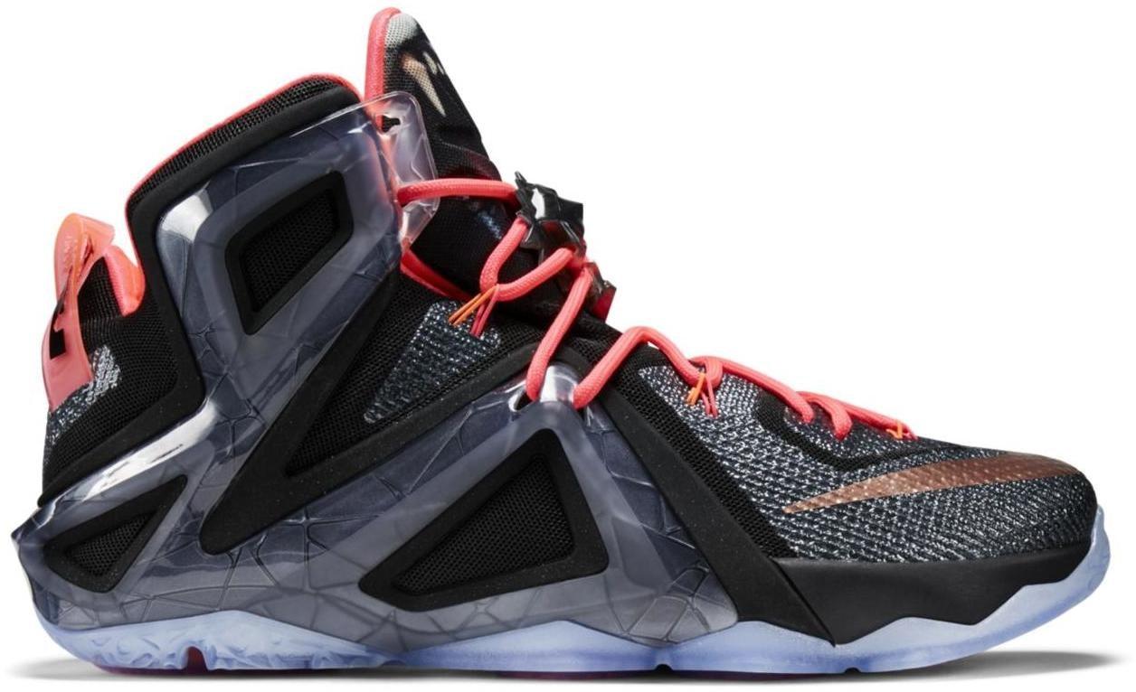 Buy Online Nike Lebron 12 Elite Cheap sale Rose Gold