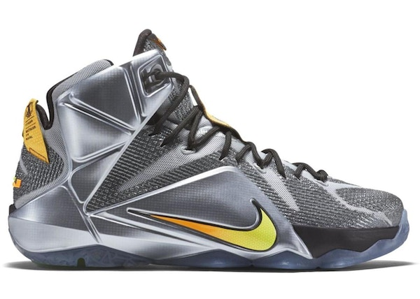newest 22b0e 9236b Nike LeBron 12 Shoes - Average Sale Price