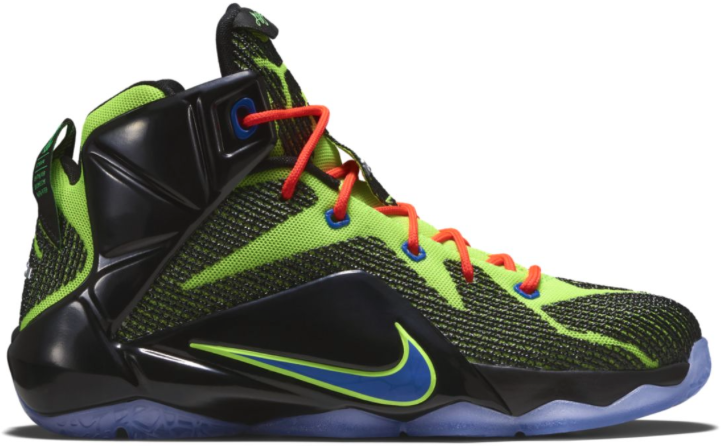 best service 6bf65 26bf6 purchase lebron 12 rubber city signature ss blk men 78274 273d7  discount lebron  12 gamer gs 8a625 64cec