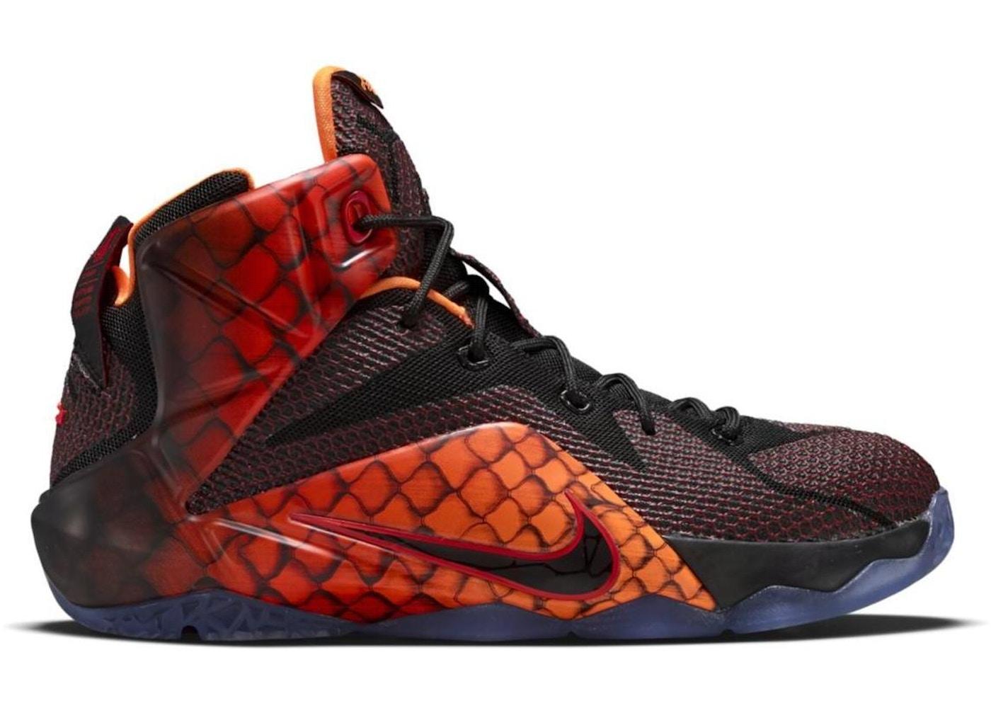 bbcdcaa40bb7e9 Nike LeBron 12 Shoes - Release Date