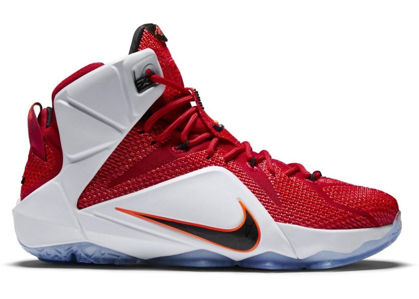buy popular 211a2 9b7a7 Buy Nike LeBron 12 Shoes   Deadstock Sneakers