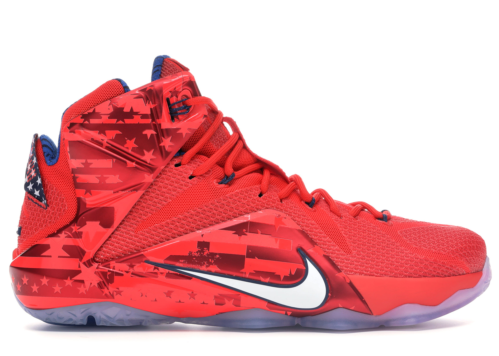 lebron 12 red