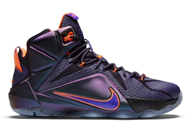 e57d56ea9b7e Buy Nike LeBron 12 Shoes   Deadstock Sneakers