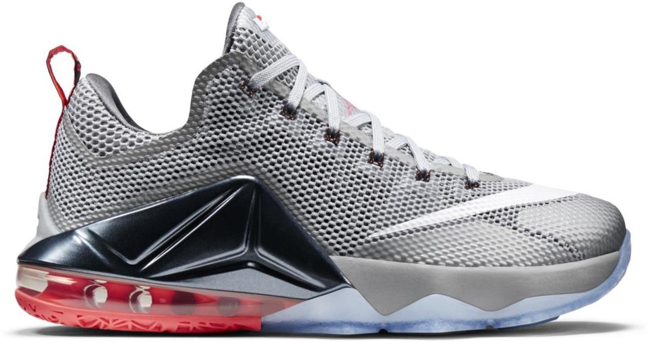 Nike LeBron 12 Low Earned - 724557-014