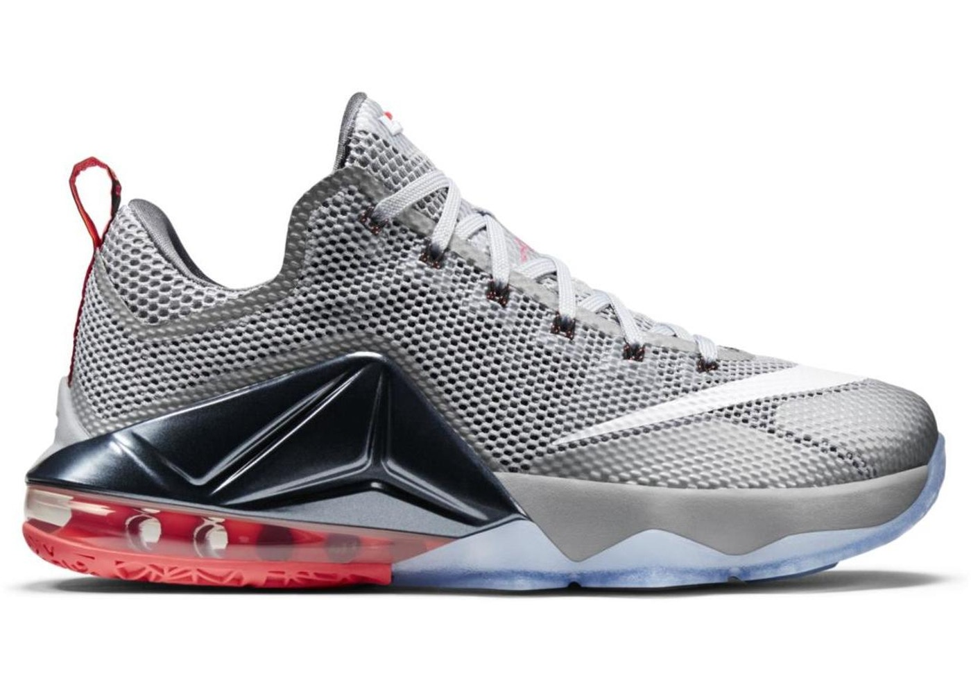 super popular ca554 1372a LeBron 12 Low Earned