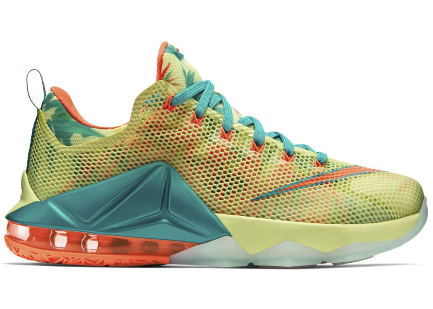 the latest eb3d8 a64db LeBron 12 Low LeBronold Palmer PRM EP